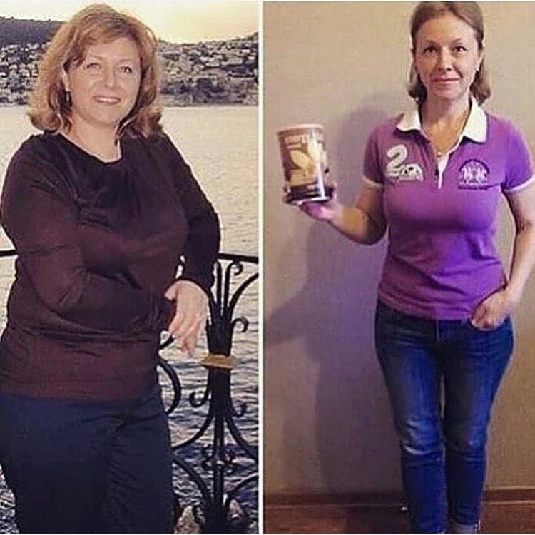 Этапы похудения с энерджи диет